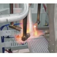 Buy cheap Turntable Flame Automatic Brazing Machine for Copper Parts Production Tact 10s/pc from wholesalers