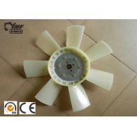 China White Excavator Spare Parts , Generator Genset Engine Cooling Fan Assembly 4BG1 on sale