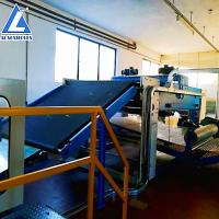 Buy cheap New Condition and ISO9001 Certification Nonwoven Cross Lapper / Cross Lapper from wholesalers