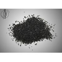 Quality Drinking Water Treatment Silver Impregnated Activated Carbon Black Granules for sale
