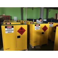 Quality Hazardous Chemical Storage Cabinets Fireproof  for Chemical Liquid 160 litres for sale