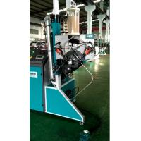 Quality Fast Speed LJGZ2020N Desiccant Filling Machine In Blue Color Operation Stable for sale