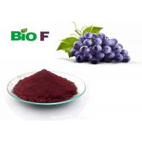 Quality Natural Pigments From Plants  , Grape Skin Extract Powder With Polyphenols for sale