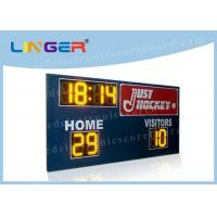 Buy cheap Multifunctional Wire and Wireless Controller Led Electronic Scoreboard for from wholesalers
