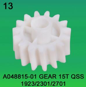 Quality A048815-01 GEAR TEETH-15 FOR NORITSU qss1923/2301/2701 minilab for sale