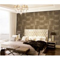 Quality High quality low price modern styles PVC vinyl wall paper for sale