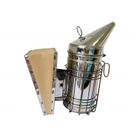 Quality Galvanized Star American Style Bee Smoker M-XL Size for sale