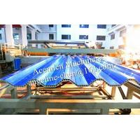 Quality PVC anti-corrsion hollow roofing sheet/roof tile extrusion production line/making machine for sale