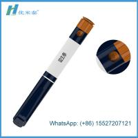 Buy cheap Customized Disposable Diabetes Insulin Pen ,Safety Pen Needles With 3ml from wholesalers