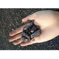 Quality Granulated Calcined Anthracite Coal / Anthracite Filter Media Large Surface Area for sale