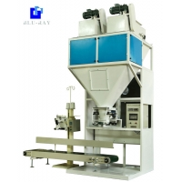 Quality Double Belt 3KW-6KW 600bags/Hour Soil Filling Machine for sale