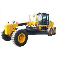 Buy Small Motor Graders , GR215 Blade Grader With Weichai Engine And Zf Gearbox at wholesale prices