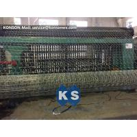Buy cheap High Speed Gabion Box Machine Automated Production Line Easy Operation from wholesalers