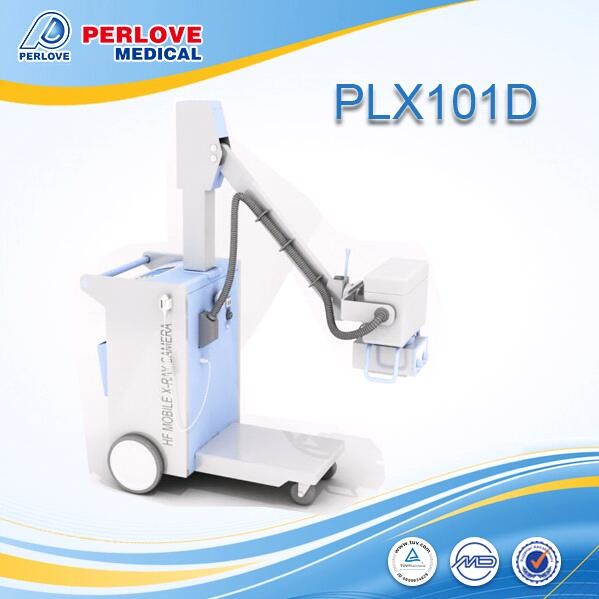 Buy Portable CR X-ray equipment PLX101D for radiography at wholesale prices