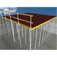 Quality 6061-T6 Aluminum Concrete Frame Formwork System For House Building for sale
