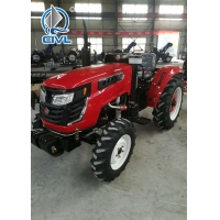 Quality 80 Horsepower 4 Wheel Drive Tractors CIVL804 Road Tractor 1000r / min for sale