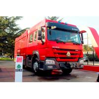 Quality Sinotruk Howo 4x2 6m3 Fire Fighting Truck With Foam Water Tank for sale
