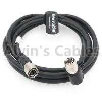 Quality Right Angle 12 Pin Hirose Female to Male Original Shield Cable for Sony Camera for sale