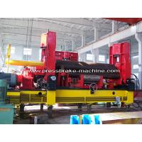 Quality CNC Hydraulic Three Roller Bending Machine For Steel Sheet PLC Control for sale
