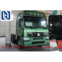 Quality HW76 Cab Howo Cargo Truck Chassis With 371 Hp Engine Front Axle HF7 7 Ton Capacity for sale