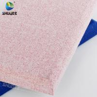 Quality Polyester Fabric 0.95 Soundproof Absorption Panels for sale