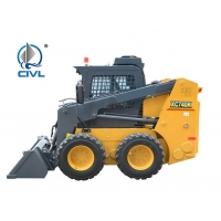Quality Skid Steer Loader , Bucket Volume 0.45m3 , Load Weight 750kg , Discharge Height 2375mm for sale