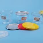 Ring Pull 0.1kg 0.25kg 5kg 115mm Plastic Food Cans