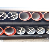Quality DN80 ISO2531 Ductile Cast Iron Carbon Galvanized Steel Pipe 9mm for sale