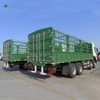 Quality 371HP EuroII Emission 12 Tyres 8 x 4  Heavy Duty Trucks Loading 60000KG for sale