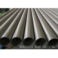 Quality seamless pipe stainless steel  ASTM A213 Type 316 / 316L Stainless Steel Tubing Seamless Solution Annealed Tubing for sale