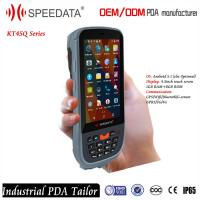 Quality Computer Android Barcode Scanners Android 5.1 OS for Warehouse Inventory Management for sale