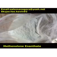 Quality 99% Purity Raw Steroid Powders CAS303-42-4 Methenolone Enanthate Bodybuilding / Primobolan for sale