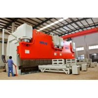 Quality Electric Tandem Press Brake Synchronized , Steel Plate Bending Machine for sale