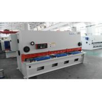 Quality Stainless Steel Blade 16mm Thickness Guillotine Shear Machine for Sheet Cutting for sale