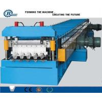 Quality 0.8-1.2mm 30KW Color Steel Metal Roll Forming Machine Floor Decking Tile Machine for sale