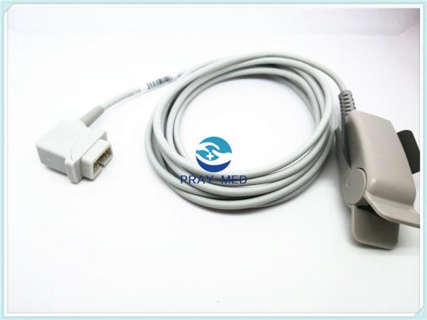 Buy Criticare / CSI Finger Spo2 Sensor , Medical 5 Pin Oxygen Sensor Finger Clips at wholesale prices