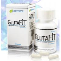 Buy cheap Glutafit Slimming Capsules Grapefruit Fat Burn Diet Pills Detox GMP Approval from wholesalers