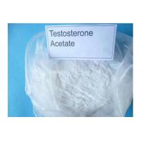 White Crystalline Powder Testosterone Anabolic Steroid Acetate Test Ace CAS 1045-69-8