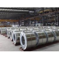 Quality Custom Cutting Hot Dipped Galvanized Steel Strip ASTM A653 JIS G3302 for sale