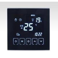 Buy cheap 2pipe 3 speed fan coils digital thermostat control fan & valve, room cooling and from wholesalers