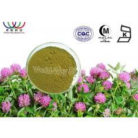 Quality Trifolium Pratense Isoflavone Red Clover Powder , Formononetin Red Clover Blossom Extract for sale