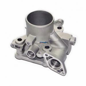 Quality Shot Blast STEP Drawing Aluminium Pressure Die Casting for sale