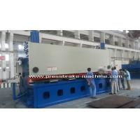 Quality Steel Hydraulic Guillotine Shears Sheet Metal 3 Times/Min Cutter for sale