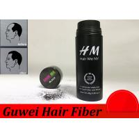 Quality OEM 15 Colors Hair Enhancement Fibers , Hair Thinning Concealer for sale