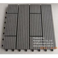 Quality WPC DIY decking tiles for sale