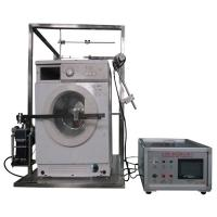 Buy cheap IEC60335 PLC Automatic Washing Machine Door Performance Tester from wholesalers
