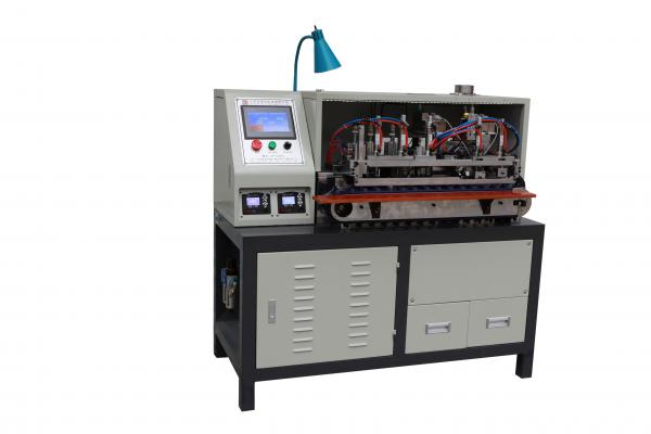 Buy UL 2468 DC Cable DC Plug Connector Auto Soldering Machine Easy To Operate at wholesale prices
