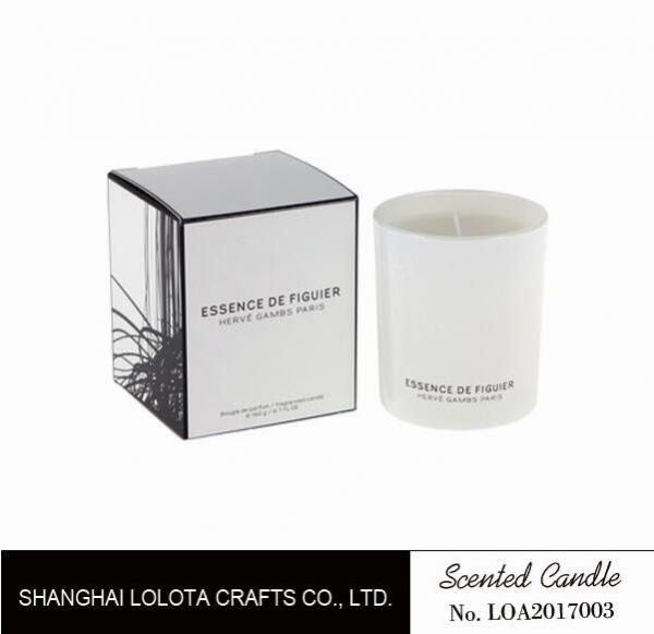 Buy Great Smelling Holiday Scented Candles , Multi Colored Handmade Soy Wax Candles at wholesale prices