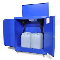 Quality Labtory Use Hazardous Substance Cabinet / Safety Cabinet For Chemical Storage for sale