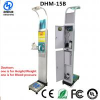 Quality DHM - 15 Medical Height And Weight Scales for sale
